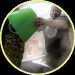 Brewer adding Hopshires hops
